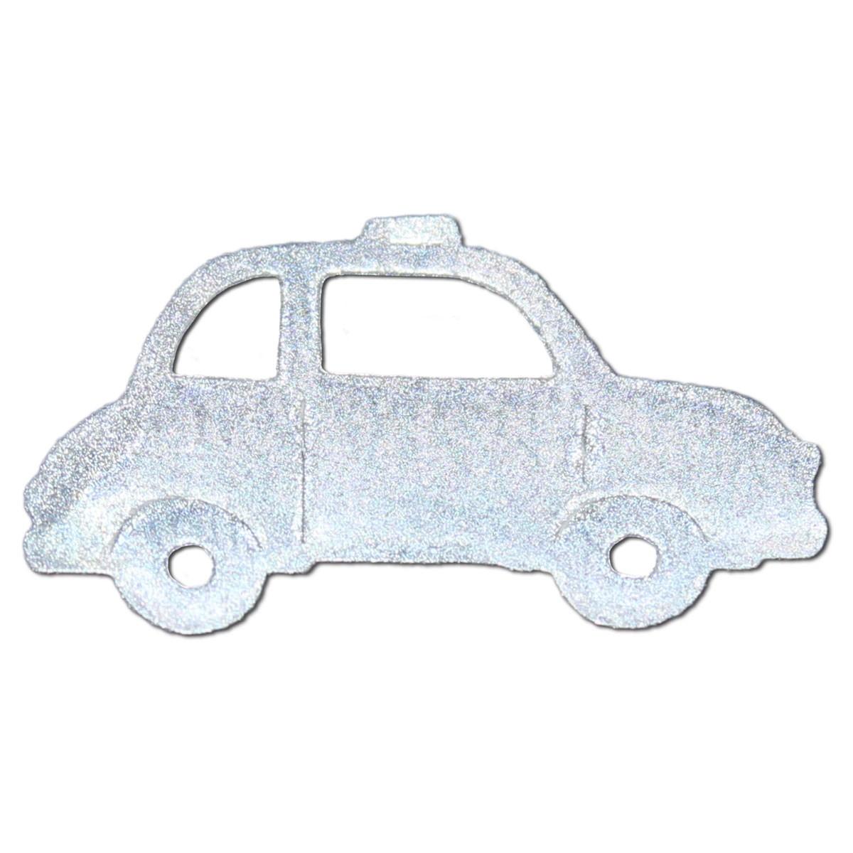 Auto Reflektor Bügelmotiv