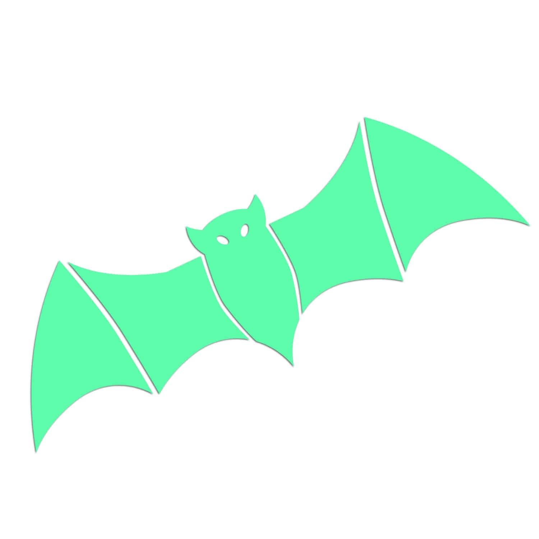 Fledermaus leuchtender Sticker fürs KInderzimmer