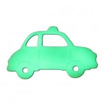 Phosporisierender Sticker kleines Auto