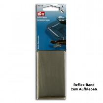 Reflex-Band zum Aufkleben / Reflektorband