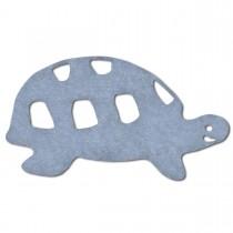Kindergarten Aufkleber reflektierend Schildkröte