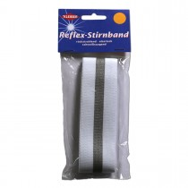 Sitrnband mit Reflektorstreifen - Reflex-Stirnband
