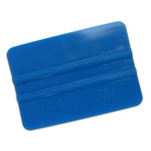 Rakel aus Kunstoff von 3M in blau