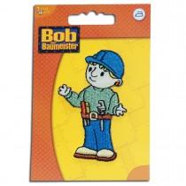 Bügelbild Bob der Baumeister mit blauem Helm
