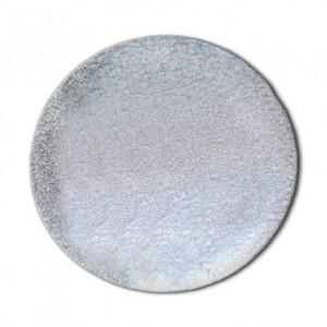 reflektierendes Bügelbild Kreis für Nylon Stoff